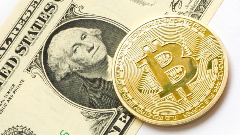 Bitcoin ist im Aufwind.