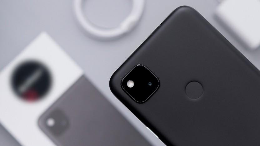 Die Basis des Nitrophone ist ein Pixel 4a von Google.