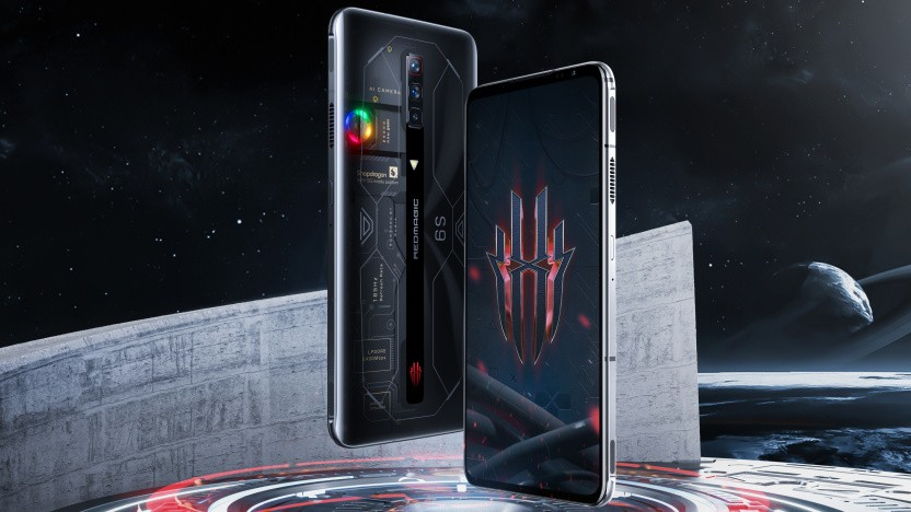 Nubias neues Gaming-Smartphone Redmagic 6S Pro