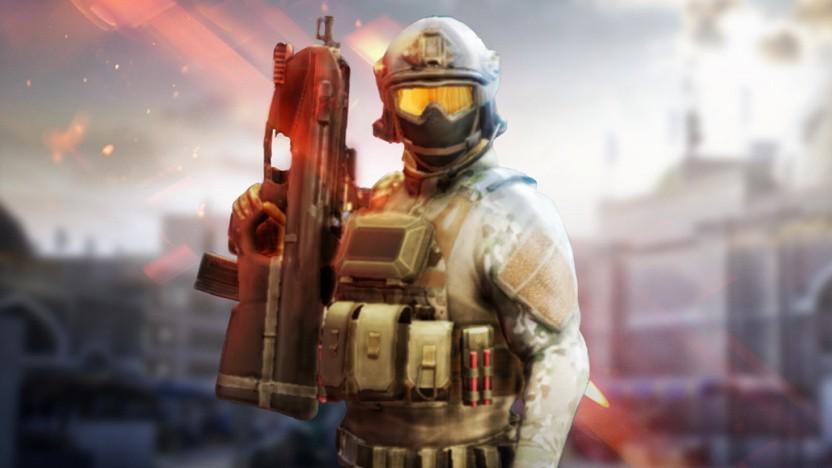 Artwork von Battlefield Mobile