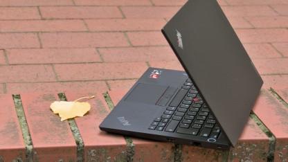 Thinkpad E14 Gen3 im Test: Ryzen-Laptop mit grandiosem Preis-Leistungs-Verhältnis