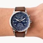 Wearable: Fossil präsentiert Hybrid-Smartwatch im Retrolook