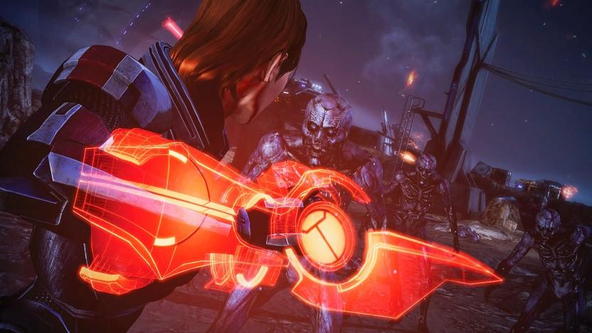 Artwork der Mass Effect Legendary Edition