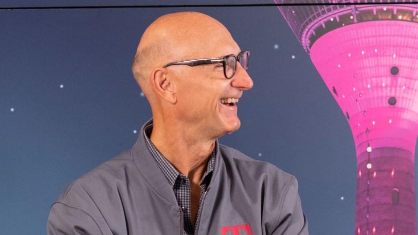 Timotheus Höttges, CEO Deutsche Telekom