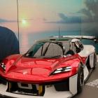 Mission R: Porsche zeigt Rennstudie mit 800 kW und 900 Volt