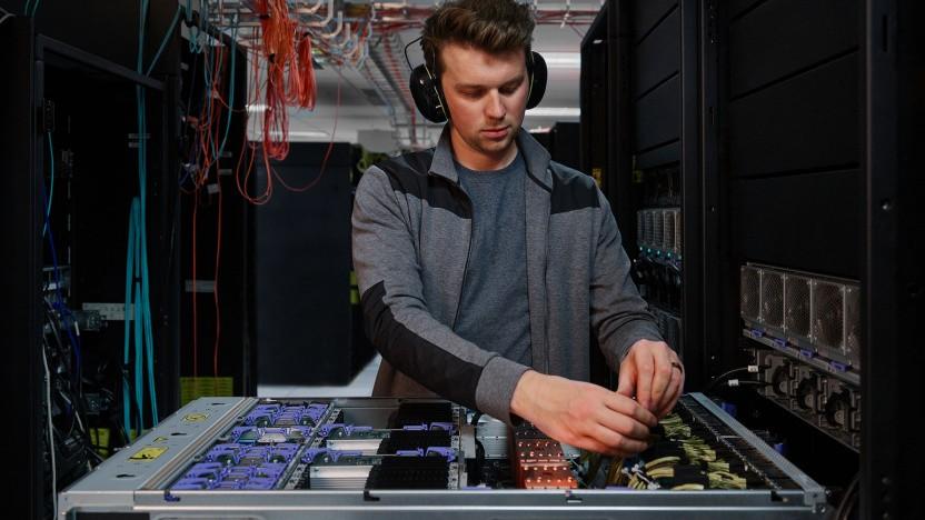 E10180-Server mit IBMs Power10