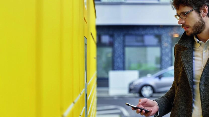 Die Abholung von Sendungen aus DHL-Packstationen ändert sich.