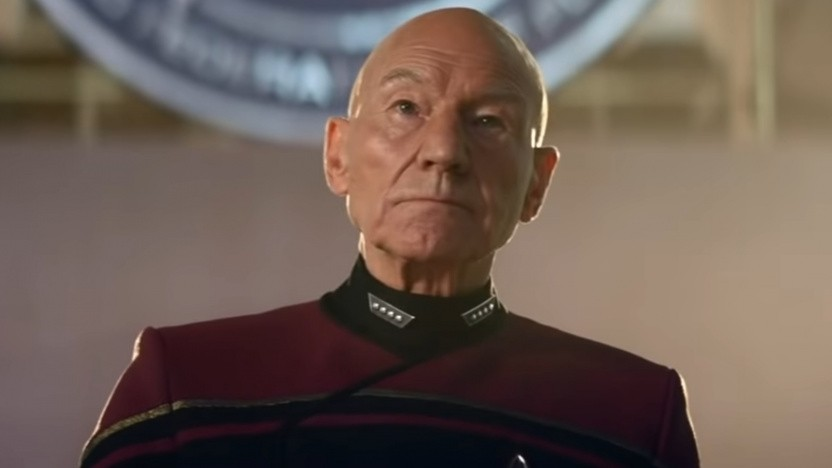 Captain Picard wird im Jahr 2022 wieder zu sehen sein.