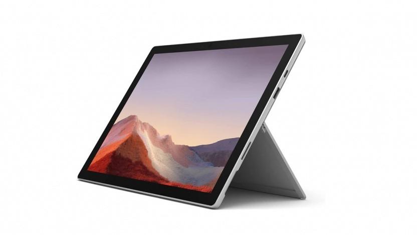 Das Microsoft Surface Pro 7 ist um 300 Euro reduziert.