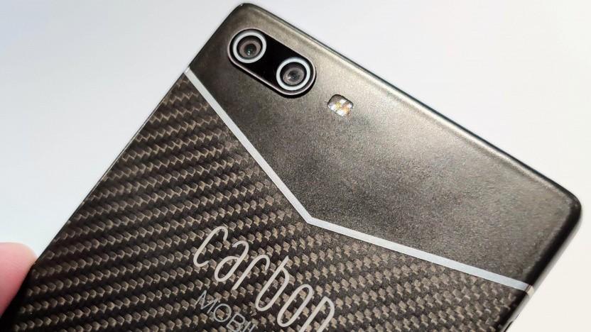Das Carbon 1 Mk II von Carbon Mobile