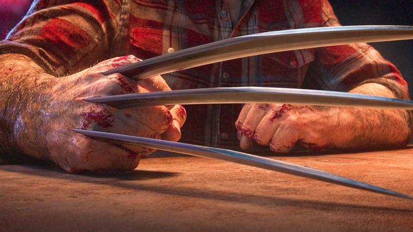 Artwork von Marvel's Wolverine