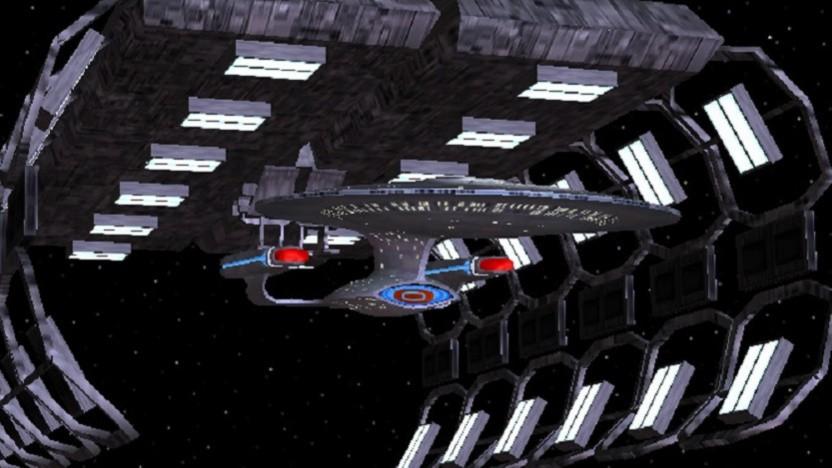 Star Trek: Bridge Commander ist eines von sechs Spielen auf Gog.com.