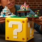 Nintendo: Lego-Fragezeichenblock enthält viele kleine Mario-64-Welten