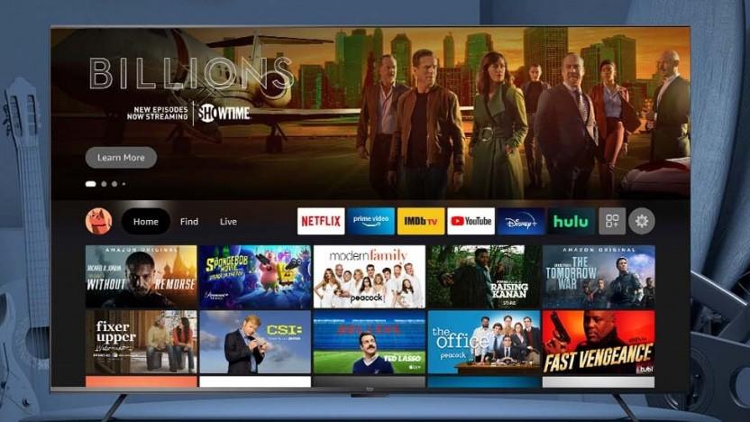 Amazon bringt in den USA Smart-TVs unter eigenem Namen auf den Markt.