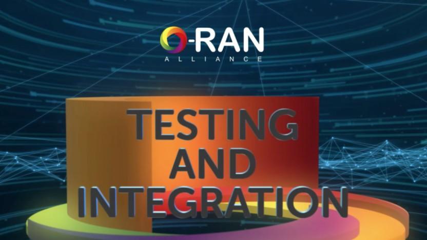Grafik der O-RAN Alliance