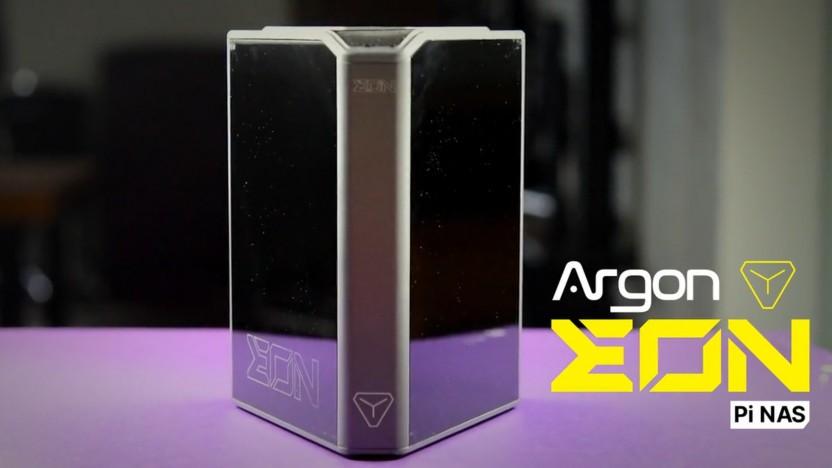 Das Argon Eon sieht futuristisch aus.