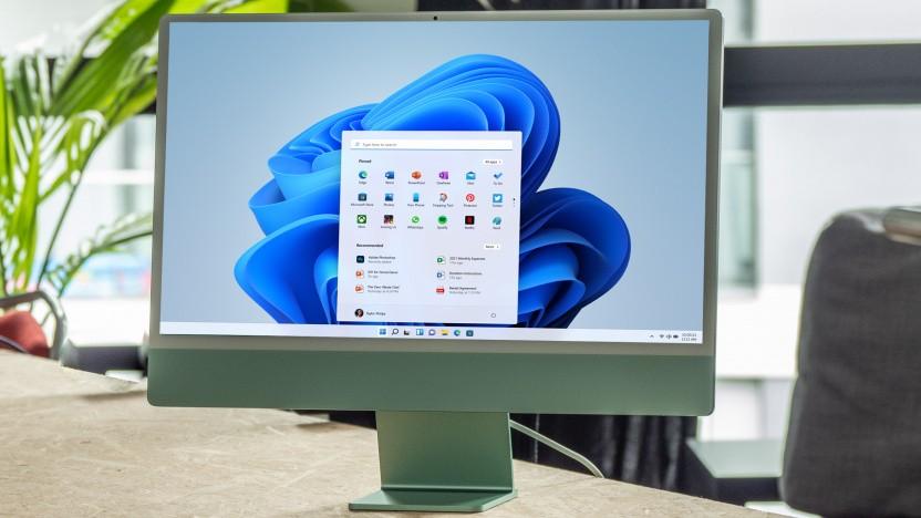 Windows 11 auf dem iMac? Nicht, wenn es nach Microsoft geht.