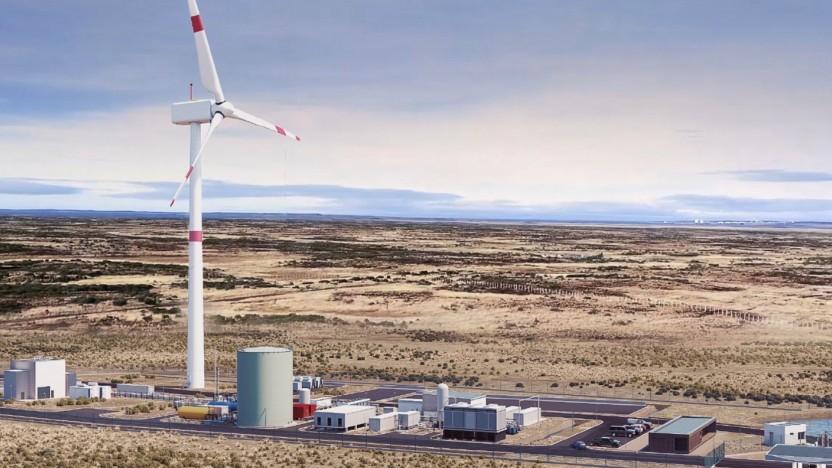 Baubeginn für kommerzielle Anlage zur Herstellung von E-Fuels