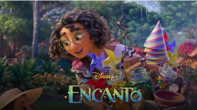 Encanto startet am 24. Dezember auf Disney+.