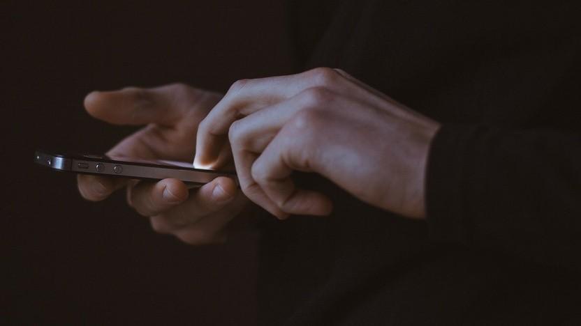 Die Berliner Polizei versendet massenhaft stille SMS.