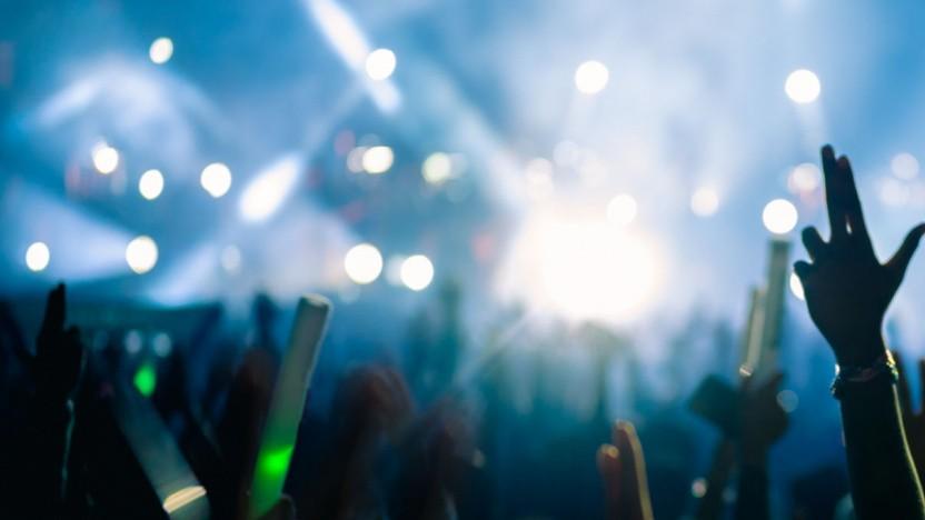 Konzert in Thailand