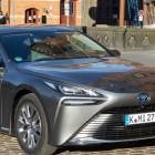 Mirai: Toyota verkauft so viele Wasserstoffautos wie noch nie