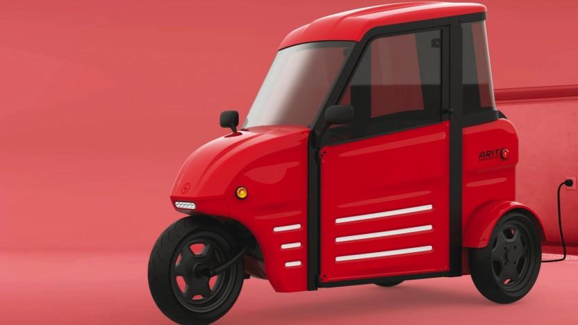 Sarit-Fahrzeug