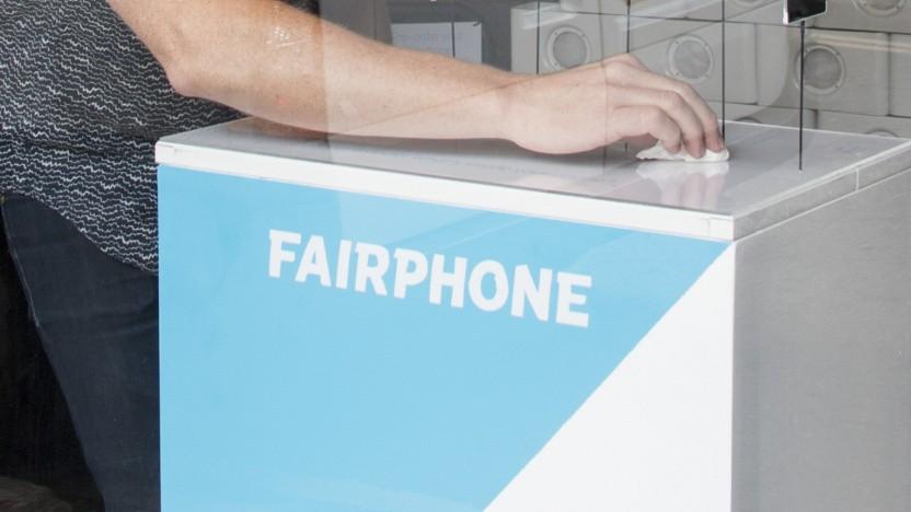 Fairphone wird offenbar ein neues Smartphone vorstellen.