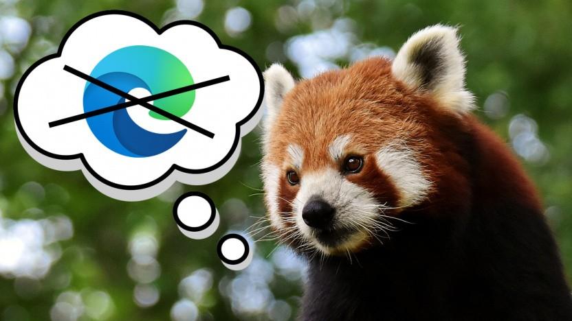 Firefox 91 kann wie Edge direkt aus der App heraus als Standard gewählt werden.