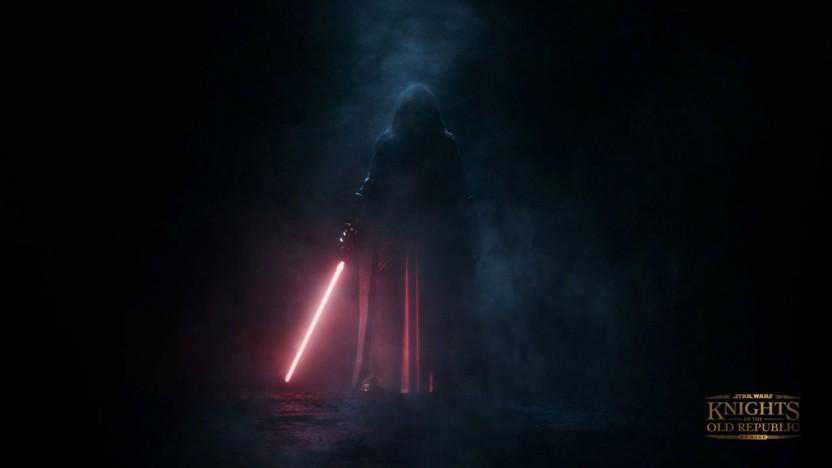 Viel zu sehen gibt es vom neuen Star Wars - Knights of the Old Republic noch nicht.