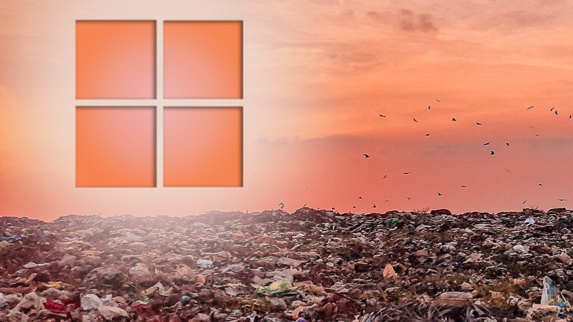 Windows 11 könnte einige Menschen dazu verleiten, die alte Hardware wegzuwerfen und neue zu kaufen.