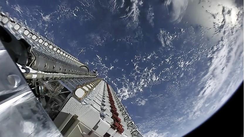 Die ersten Starlink-Satelliten wurden am 24. Mai 2019 ausgesetzt.