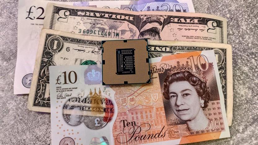 Intel senkt die Preise von Server-CPUs. (Symbolbild)