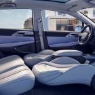 Elektroauto: Xpeng P5 mit umklappbaren Vordersitzen und Kinoleinwand