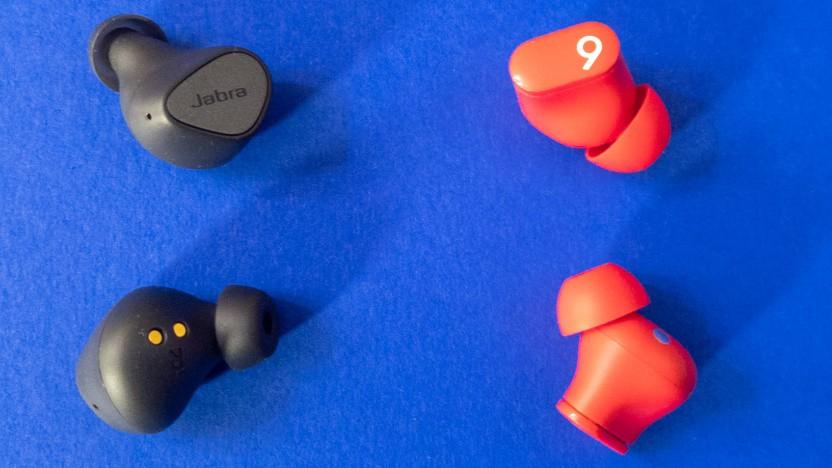 Jabras Elite 3 und Beats' Studio Buds im Test