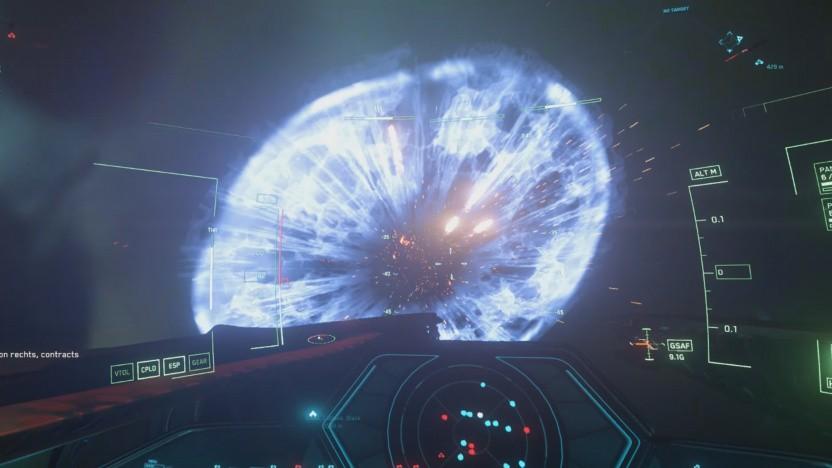 Star Citizen wird mit Alpha 3.15 zurückgesetzt.