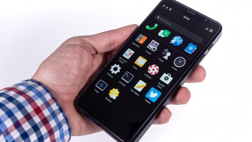 Das Linux-Smartphone Librem 5 von Purism