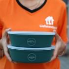 Recup: Lieferando testet Essenslieferungen in Pfandschüsseln