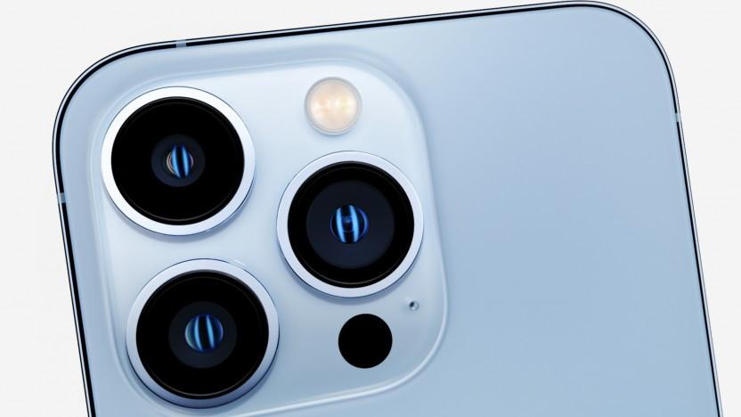 Apple stellt das iPhone 13 Pro vor.