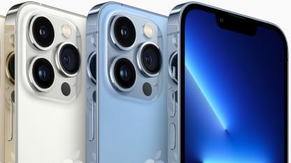 iPhone 13: Neue Benchmark-Ergebnisse für Apples A15 Bionic