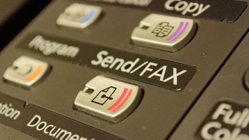 Das Fax wird auch in Behörden immer mehr durch moderne Lösungen abgeschafft.