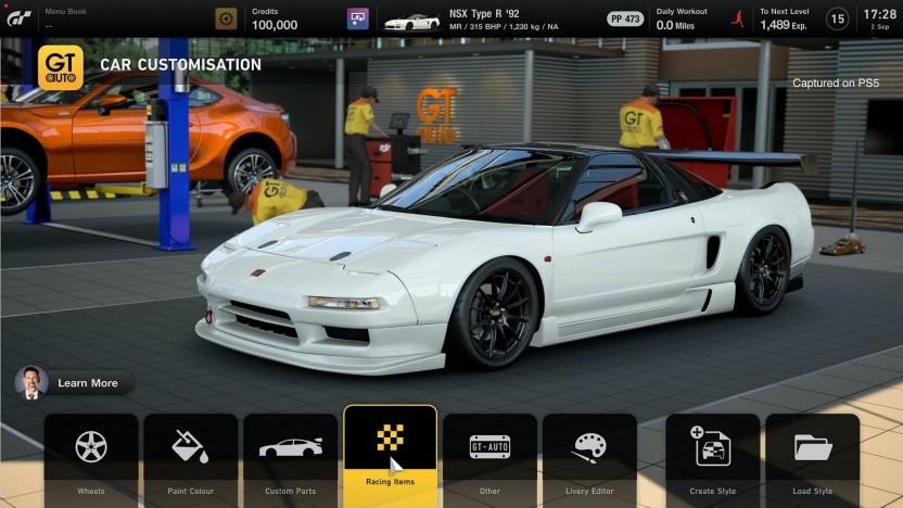 Artwork von Gran Turismo 7