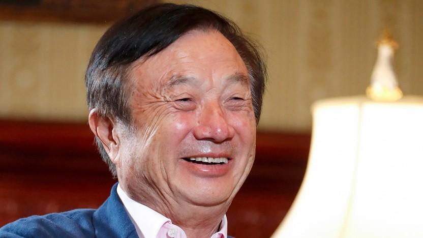 Huawei-Gründer und -Chef Ren Zhengfei
