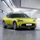 Genesis GV60: Hyundai kündigt Gesichtserkennung für Elektro-SUV an