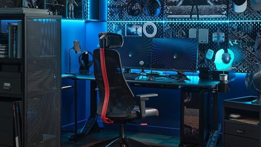 Ikea stellt neue Gaming-Möbel vor.