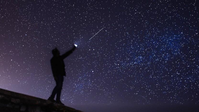 Den Nachthimmel zu fotografieren ist ein tolles Hobby.