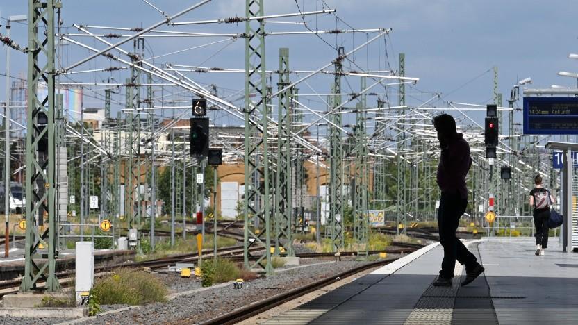 Vom Leipziger Hauptbahnhof könnten künftig Batteriezüge ins Umland fahren.