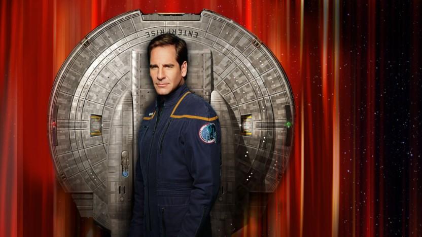 Scott Bakula als Captain Jonathan Archer
