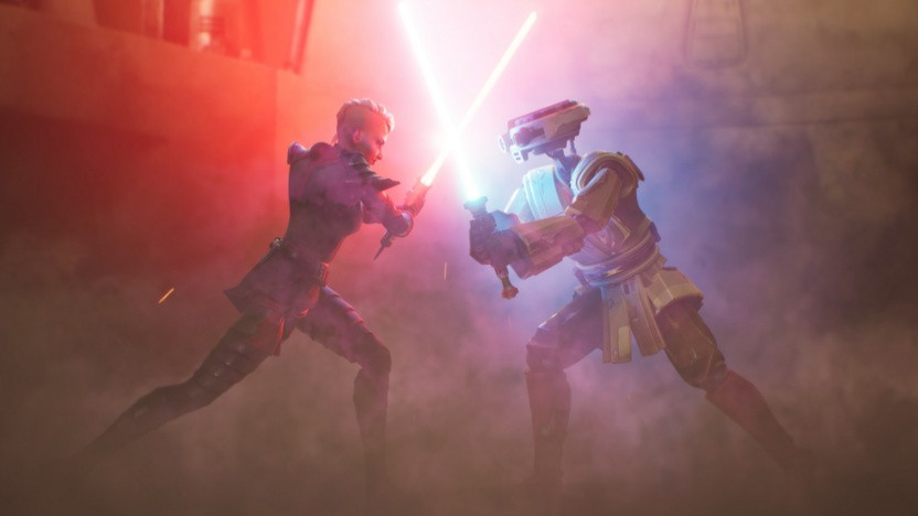 Artwork von Star Wars Hunters