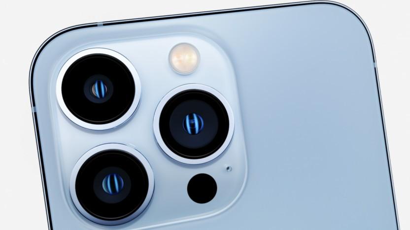 Das iPhone 13 Pro von Apple